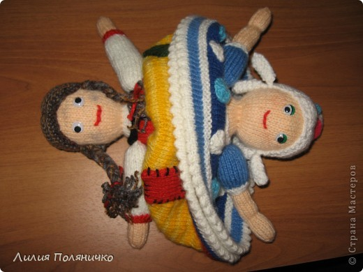 Кукла перевёртыш Золушка фото 7