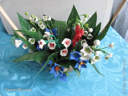 Почти месяц лепила новые для меня цветы из самоварного фарфора, но результатом не довольна и даже уже две недели не варю фарфор. фото 2