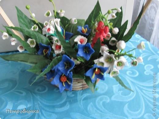 Почти месяц лепила новые для меня цветы из самоварного фарфора, но результатом не довольна и даже уже две недели не варю фарфор. фото 3