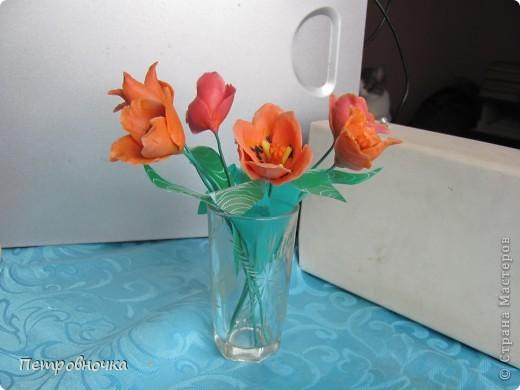 Почти месяц лепила новые для меня цветы из самоварного фарфора, но результатом не довольна и даже уже две недели не варю фарфор. фото 5