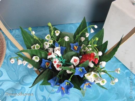 Почти месяц лепила новые для меня цветы из самоварного фарфора, но результатом не довольна и даже уже две недели не варю фарфор. фото 1