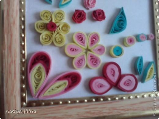 Бабочка с цветами. фото 2