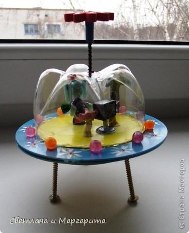 вот какая тарелка приземлилась у нас на окне фото 1