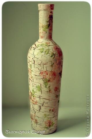 Состаренная ваза!