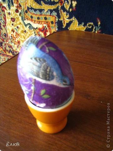 Вот такой набор из деревянных яиц и салфеток у меня получился фото 8