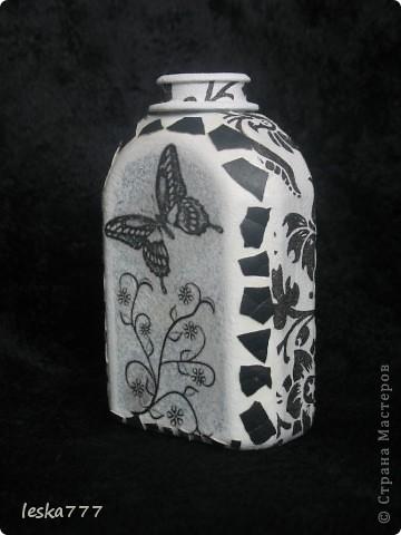 """Вот такие вазочки у меня получились в результате долгих """"мучений"""". фото 7"""