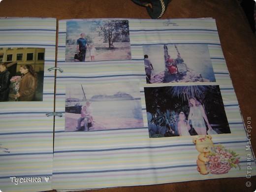 Делаю родителям на годовщину свадьбы альбом. Обложка, ее меня в планах нет, а вот остальные странички... фото 11