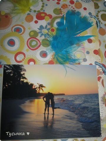 Делаю родителям на годовщину свадьбы альбом. Обложка, ее меня в планах нет, а вот остальные странички... фото 17