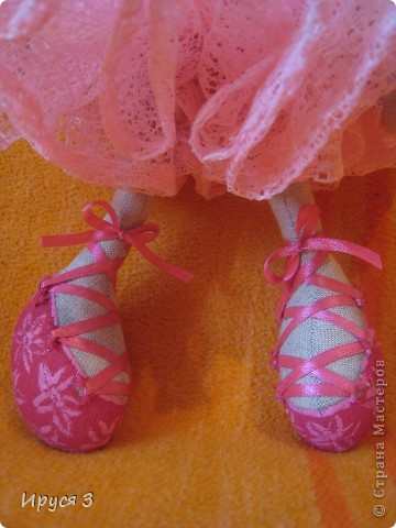 Балерина  Малинка  фото 4