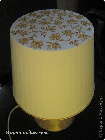 Вот такую настольную лампу я приобрела в магазине Икея! фото 4