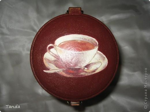 Банка для чая фото 3