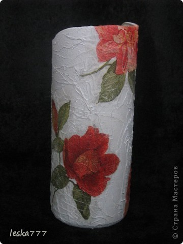 """Вот такие вазочки у меня получились в результате долгих """"мучений"""". фото 4"""