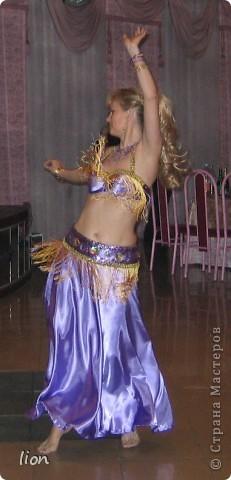 Костюм для арабских танцев фото 1