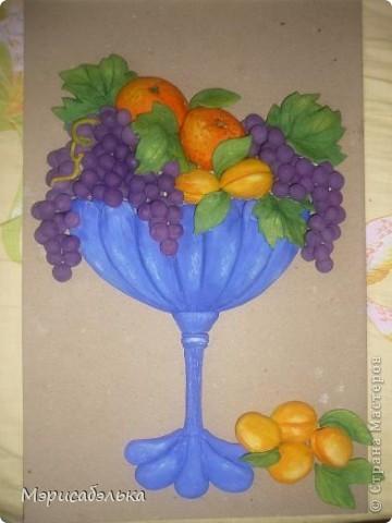 Ваза с фруктами фото 3