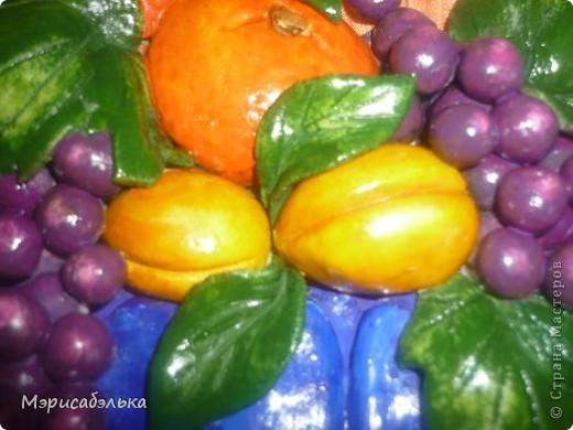 Ваза с фруктами фото 5