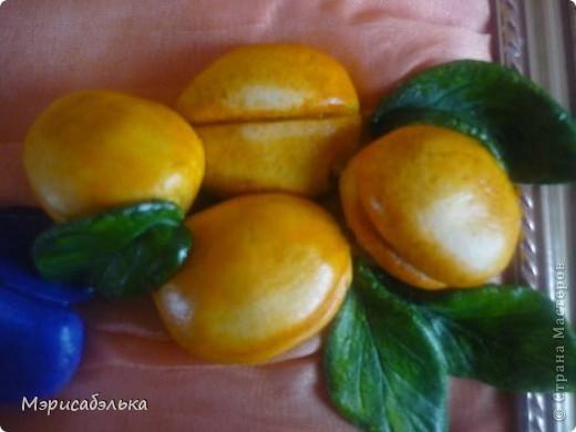 Ваза с фруктами фото 6