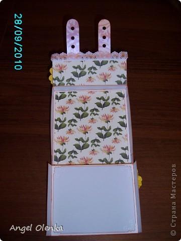 Рюкзачок делала для учительницы младшего сына. фото 5