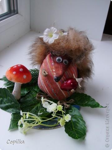 """Эти игрушки появились благодаря идее,которую """"подкинула"""" мне Лиля Приветик -  http://stranamasterov.ru/node/176344 фото 7"""