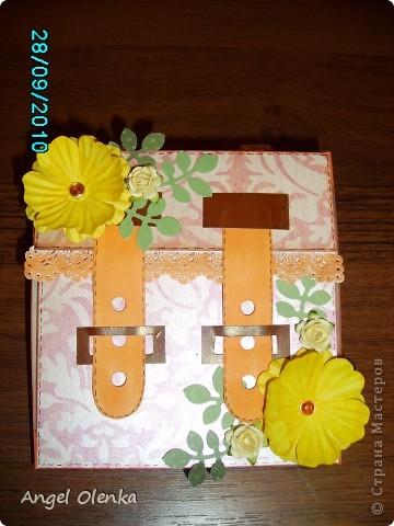 Рюкзачок делала для учительницы младшего сына. фото 2