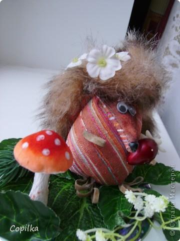 """Эти игрушки появились благодаря идее,которую """"подкинула"""" мне Лиля Приветик -  http://stranamasterov.ru/node/176344 фото 9"""