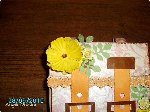 Рюкзачок делала для учительницы младшего сына. фото 3
