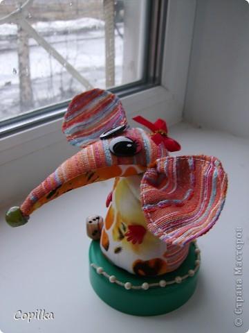 """Эти игрушки появились благодаря идее,которую """"подкинула"""" мне Лиля Приветик -  http://stranamasterov.ru/node/176344 фото 4"""