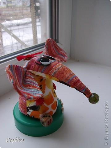 """Эти игрушки появились благодаря идее,которую """"подкинула"""" мне Лиля Приветик -  http://stranamasterov.ru/node/176344 фото 5"""