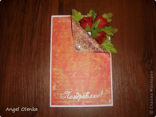 Открытки-шоколадницы к 8 марта. фото 2