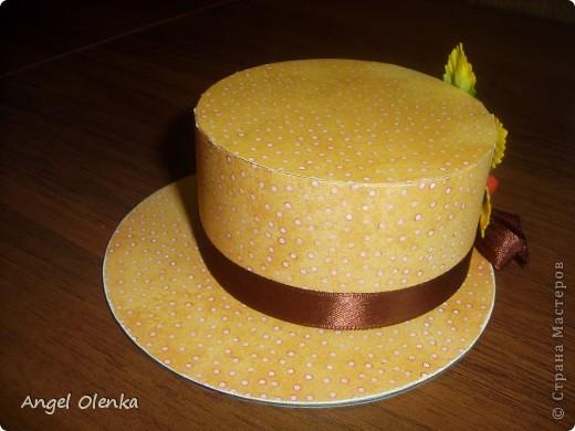 Шляпки-шкатулки для учителей к 8 марта фото 4