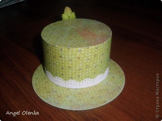 Шляпки-шкатулки для учителей к 8 марта фото 7