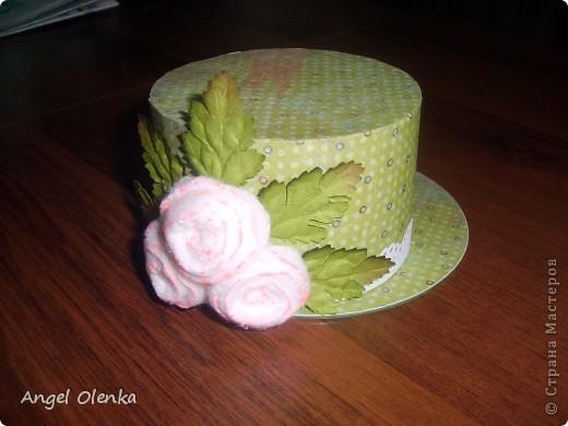 Шляпки-шкатулки для учителей к 8 марта фото 8