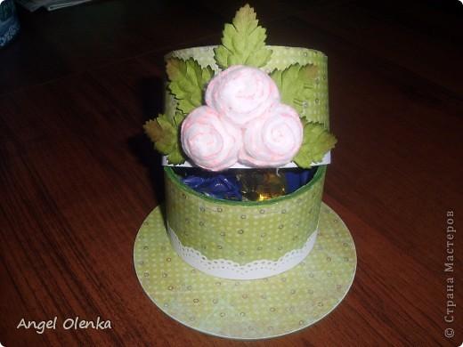 Шляпки-шкатулки для учителей к 8 марта фото 9