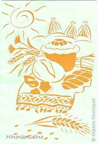 Слава миру на Земле. Вытынанки сделаны по мотивам рисунков художников  Аникиных. фото 2