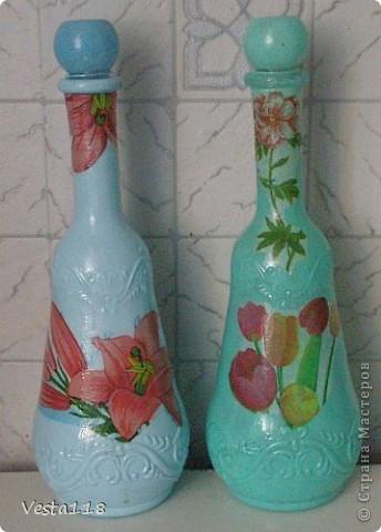 Бутылки и горшки фото 1