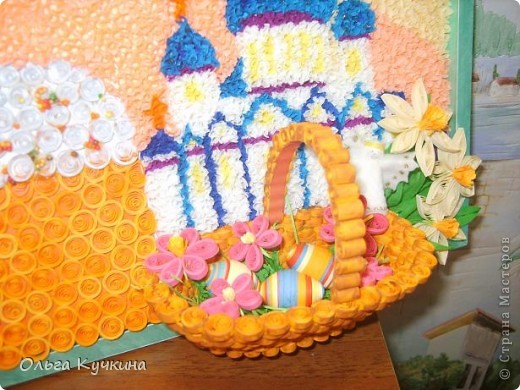 Скоро Великий праздник Пасхи! И вот что у нас получилось. И конечно, хочу сказать спасибо за идею, которую подглядела здесь: http://stranamasterov.ru/node/165865?c=favorite  фото 2