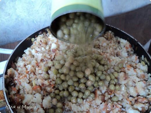 """Рагу из риса """"Тархун"""" хорошо тем, что вкусно даже без тархуна )))) Воздушное, приятно-острое блюдо от которого невозможно оторваться даже тому, кто, как и мы, в быту не очень жалует рис.  фото 4"""