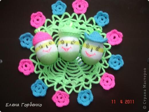 Пасхальные яйца в шляпках фото 2