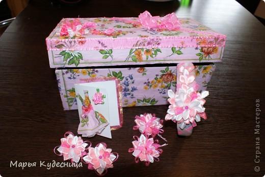 Набор в подарок маленькой моднице. фото 1