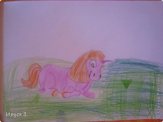 Кошечек Марина шила и рисовала мордочки  сама , я только помогла обвести контур . фото 6