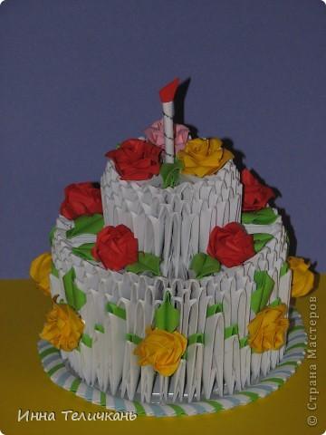 Торт фото 4