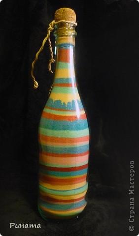 Прямые и волновые линии ( 2 бутылочки с солью) фото 5