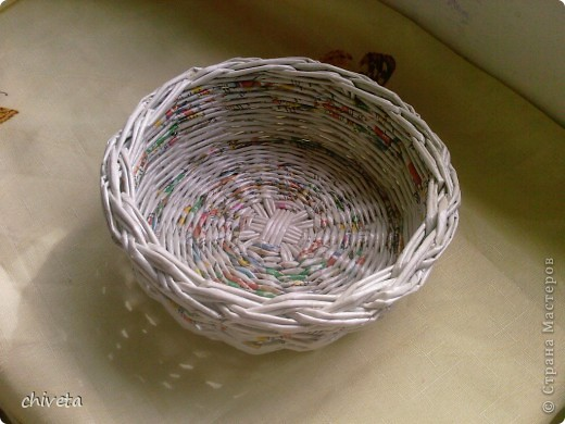 Газетные изделия,покрытые лаком. фото 4