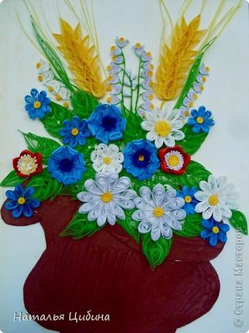 Полевые цветы. фото 1