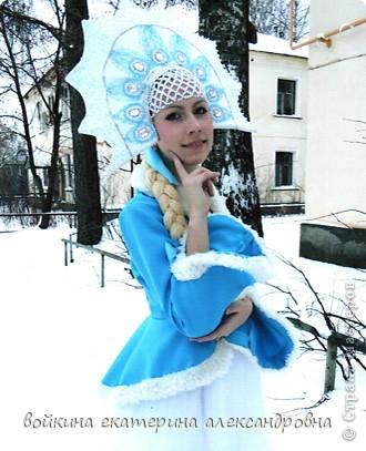 костюм снегурочки фото 1