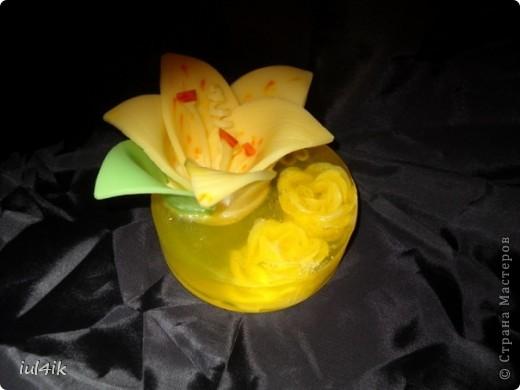 мыльные цветы фото 2