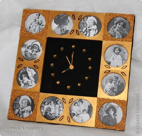 Часики в подарок подруге на День варенья :) фото 1