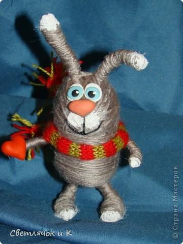 """Сегодня хочу показать свои игрушечки-шерстянушечки.Вдохновили на творчество коты и крыски """"Немаленького""""(это ник,живёт на Лиру,а сейчас у него уже свой сайт  kotodel.ru ) И вы,наверняка,встречали его работы. Очень хотелось придумать что-то своё.  Итак-Лёвушка-двоюродный брат Бонифация) фото 5"""