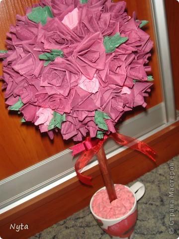 Вот такое дерево получилось) фото 3