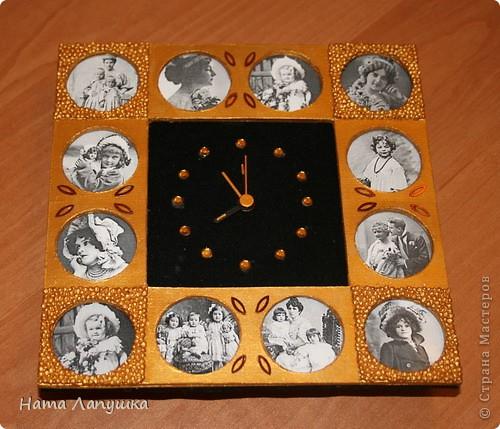Часики в подарок подруге на День варенья :) фото 9