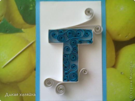 моя новая работа,есть мечта собрать весь алфавит))) фото 1